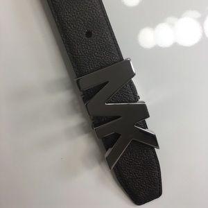 Michael Kors Jet Set Logo Belt 95 cm